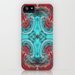 Anserine Implosion iPhone Case