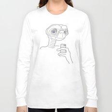 Selfie.t. Long Sleeve T-shirt