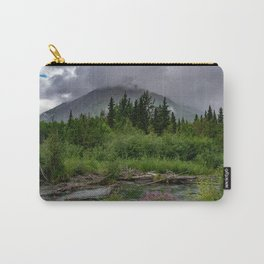 Alaskan Summer Rain Clouds, Kenai_Peninsula Carry-All Pouch