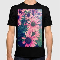 The Color Purple Mens Fitted Tee Black SMALL