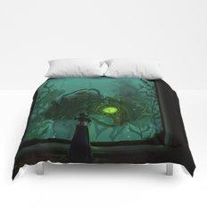 Songbird's Sacrifice Comforters