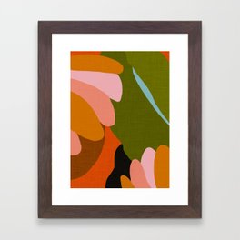 Floria Framed Art Print