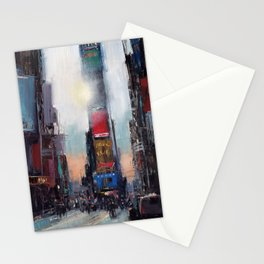 The Times They Are A Changing Stationery Cards