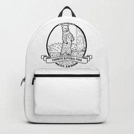 Yosemite Emblem Backpack