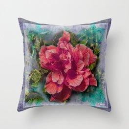 Ornamental Marshmallow Throw Pillow
