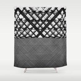 Duplex VI Shower Curtain