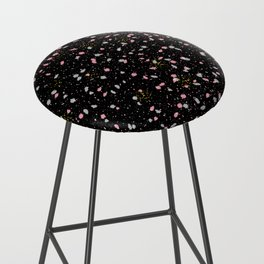 A Compositional Abstract Bar Stool