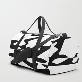 Culdesacs #abstract Duffle Bag