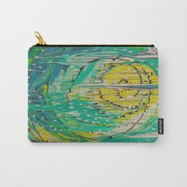 Free abstract Carry-All Pouch