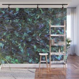 Abalone Shell | Paua Shell | Sea Shells | Patterns in Nature | Natural | Wall Mural