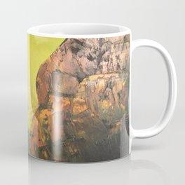Standing strong - proud rock Coffee Mug
