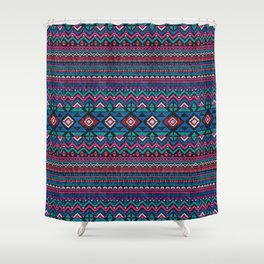 Aztec Forever Shower Curtain