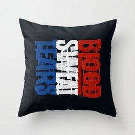 Le Tour de France 2 Throw Pillow