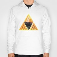 triforce Hoodies featuring Triforce by Spires