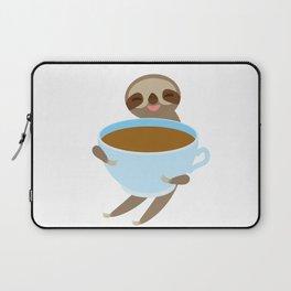 sloth & coffee 3 Laptop Sleeve