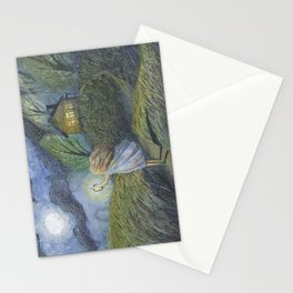 Way home Stationery Cards