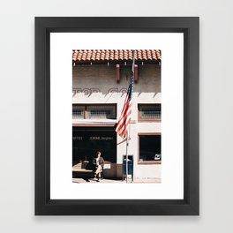 Jerome  Framed Art Print