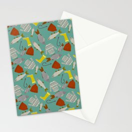Fisherman Stationery Cards