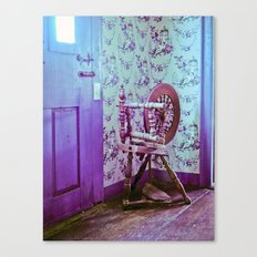 Spinning Canvas Print