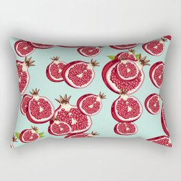 Pomegranate 2 Rectangular Pillow
