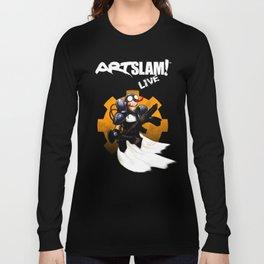 ART SLAM LIVE™ Apparel Long Sleeve T-shirt
