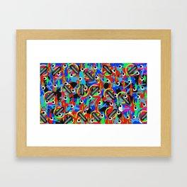 Colour Vision Framed Art Print