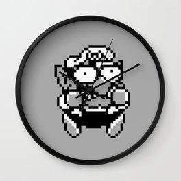 Wario 1 Wall Clock