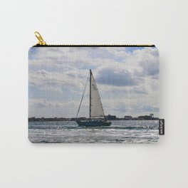 Fifty Percent Sailing Carry-All Pouch