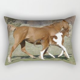 Frolic Rectangular Pillow