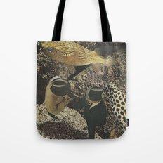 Underwater Gentlemen Tote Bag