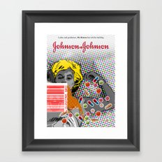 DRUGZZZZZZZZZZZZ Framed Art Print