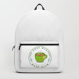 The Cozy Mystery Book Club Backpack