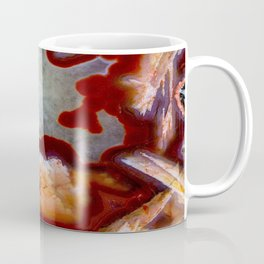 Condor Agate Sagenite Coffee Mug