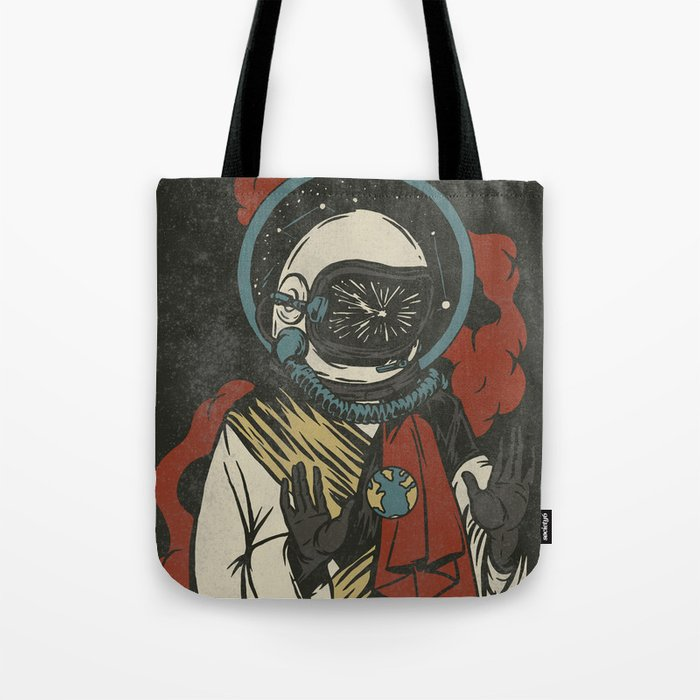 Spirit Of Discovery Tote Bag