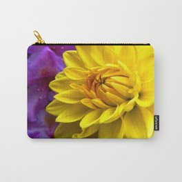 Floral Beauty #1 Carry-All Pouch