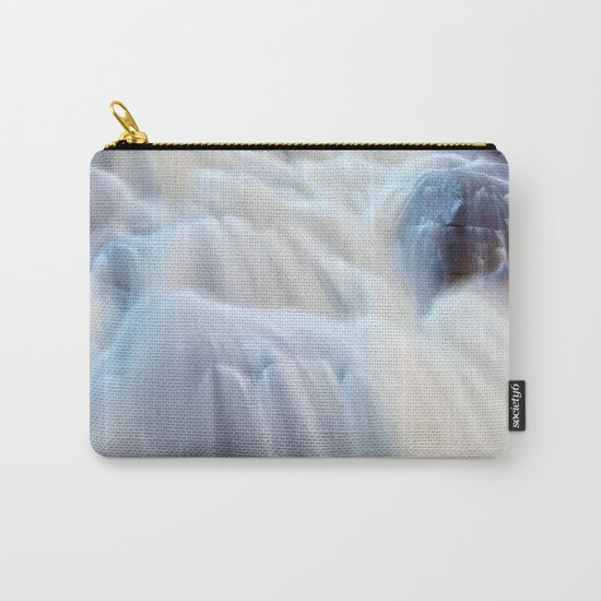 Chutes du Diable Waterfall Carry-All Pouch