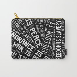 Orwell's quotes Carry-All Pouch