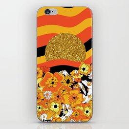Mr. Sun iPhone Skin