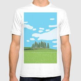 Tuscan Memories II T-shirt