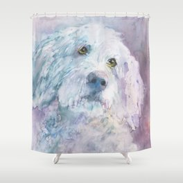 Lizzie Shower Curtain