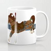 kili Mugs featuring Kili by MarieJacquelyn