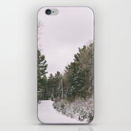 X-Bay Road iPhone Skin