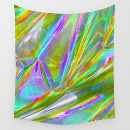 Glossy Wall Tapestry
