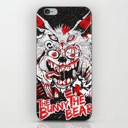 Demon Fluff iPhone Skin