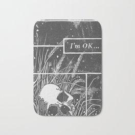 I'm OK... Bath Mat