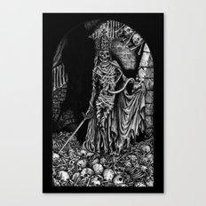 Triumph of Death I Canvas Print