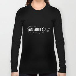 Aguadilla Puerto Rico Puerto Rican Day Parade T-Shirt Long Sleeve T-shirt