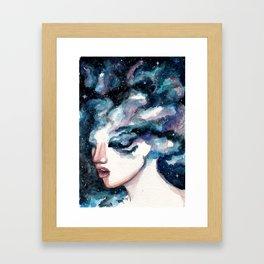 Star Stuff i Framed Art Print