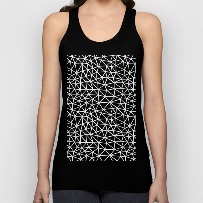 Seg R Black Unisex Tank Top