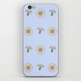 Cornflower iPhone Skin